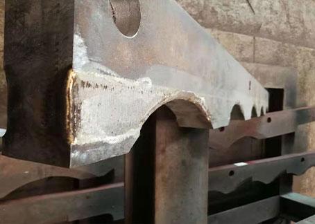 导卫板等离子堆焊图片