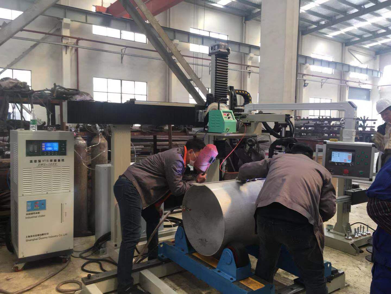 上海多木实业stig高熔深焊机
