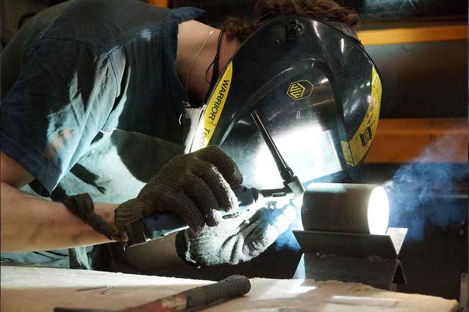 等离子弧焊改进方法